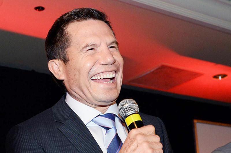 Julio César Chávez es designado Mr. Amigo 2019-2020