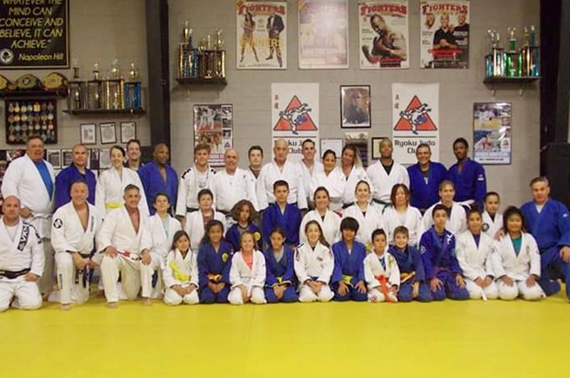 El Ryoku Judo Club y el prestigio sobre el tatami